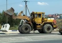 Погрузчик ПК-6 на базе трактора К-702 #Т 0845 КМ. Севастополь