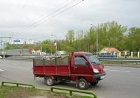 Бортовой минигрузовик FAW CA1010 #А 538 РР 199. Москва, Волоколамское шоссе