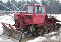 Трелёвочный трактор ТДТ-55А. Московская область, Одинцовский район