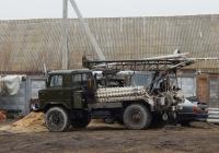 Буровая установка УГБ-1ВС на шасси ГАЗ-66-11 #Н 778 АТ 31. Белгородская область, г. Алексеевка, Трудовая улица