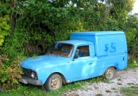 Фургон ИЖ-2715-01 #А 568 РВ. Абхазия, с.Лыхны