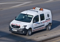 Автомобиль сопровождения на базе Mercedes-Benz Citan #LIP WI 54. Алматы, улица Саина