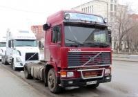 Седельный тягач Volvo F16 Intercooler #Х 094 СЕ 98. Курган, улица Карла Маркса