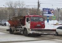 Комбинированная дорожная машина МД-4325 на шасси КамАЗ-43253 #М 277 КХ 45. Курган, Пролетарская улица