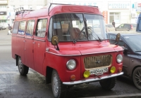 Микроавтобус Nysa 522M #М 404 КК 45. Курган, улица Куйбышева