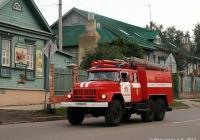 Пожарная автоцистерна АЦ-3,0-40(531340) на шасси АМУР-531340 #К 646 ЕА 73. Ульяновск, улица 12-го Сентября