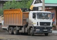 Металловоз T6310A на шасси МАЗ-6312В5-8429-012 #К 984 КХ 45. Курган, улица Куйбышева