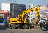 Экскаватор Hyundai Robex 170W-7 #58270 АА. Киев, Московская площадь