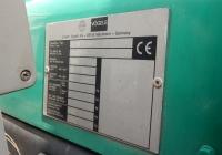 Заводская табличка асфальтоукладчика Vögele Super 800. Севастополь