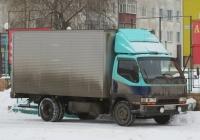 Mitsubishi Canter #У 758 ВТ 45. Курган, улица Куйбышева