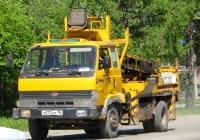 Автоподъёмник на шасси Kia Jumbo Titan #О 072 НК 96. Свердловская область, Серов, Красноармейская улица