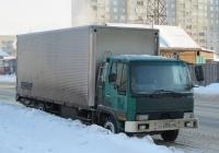 Фургон на шасси Hino Ranger #С 435 ЕС 45. Курган, улица Карла Маркса