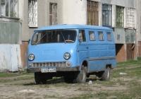 Микроавтобус на базе ЕрАЗ-762В # О 608 АВ 45. Курган, улица Карла Маркса