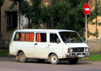 Микроавтобус РАФ-2203-01 #Р 0173 АИ. Абхазия, Сухум, улица Лакоба
