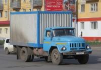 Фургон на шасси ЗиЛ-431410 #С 708 ВВ 45. Курган, Пролетарская улица
