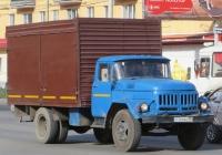 Фургон на шасси ЗиЛ-431412 #Т 141 АС 45. Курган, Пролетарская улица