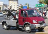Эвакуатор MPL-NGS на шасси ГАЗ-3310 «Валдай» #Х 516 ОА 123. Анапа, Крымская улица