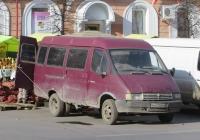 "Грузопассажирский автомобиль на базе фургона ГАЗ-2705 ""Газель"" #М 620 ЕР 45 . Курган, улица Гоголя"