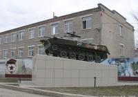 Боевая машина десанта БМД-1П №217. Иваново, улица Красных Зорь