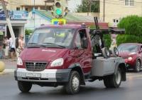 Эвакуатор MPL-NGS на шасси ГАЗ-3310 «Валдай»  #Х 517 ОА 123. Анапа, Красноармейская улица