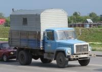 Автомобиль ГАЗ-3307 #В 179 ВА 45. Курган, улица Климова