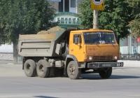 Самосвал КамАЗ-55111 #В 658 КВ 45. Курган, улица Куйбышева