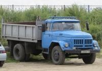Самосвал на шасси ЗиЛ-130* #Е 208 ВР 45. Курган, улица Климова