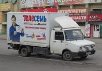 Фургон на шасси LDV Convoy # К 386 ЕА 45. Курган, улица Куйбышева