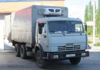 КамАЗ-5320 #М 190 ВН 45. Шадринск, улица Свердлова