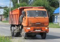 Самосвал КамАЗ-6522 #У 200 КС 45. Курганская область, Шадринск, улица Ефремова