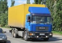 Автомобиль-фургон на шасси MAN* #Х 654 ЕУ 96. Курганская область, Шадринск, улица Свердлова