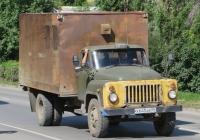 Автомастерская на шасси ГАЗ-53-12  #Х 643 АВ 45. Курганская область, Шадринск, улица Свердлова