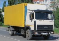 Автомобиль МАЗ-5336 #К 765 МТ 174. Курганская область, Шадринск, улица Свердлова