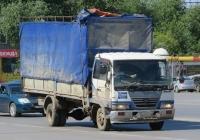 Nissan Diesel Condor #А 410 ОН 174. Курган, Станционная улица