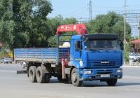 Автомобиль Штурман Кредо 68902B на шасси КамАЗ-65117 #Т 853 КК 45. Курган, Станционная улица