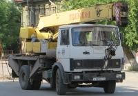Автокран КС-3577-4 на шасси МАЗ-5337 #К 100 ВО 45. Курган, улица Куйбышева