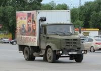 Автомобиль-фургон на шасси ЗиЛ-433360 #Т 553 КС 45. Курган, Станционная улица