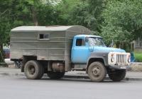 Автомобиль-фургон на шасси ГАЗ-53-12 #Т 783 АС 45. Курган, улица Куйбышева