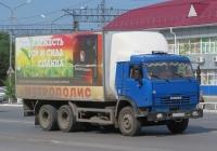 Автомобиль-фургон на шасси КамАЗ-53215 #С 270 ЕВ 45. Курган, Станционная улица