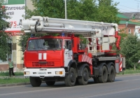 АКП-50(6540)ПМ-514Б на шасси КамАЗ-6540 #Р 666 КМ 45. Курган, улица Ленина