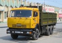 Автомобиль КамАЗ-53212 #К 356 АР 45. Курган, улица Куйбышева
