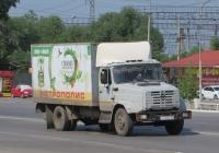 Фургон на шасси ЗиЛ-4331* #Х 108 ВО 45. Курган, Станционная улица