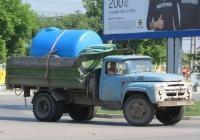 Грузовой автомобиль ЗиЛ-130* #С 411 ВС 45. Курган, Станционная улица
