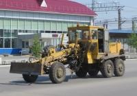 Автогрейдер ДЗ-99*. Курган, Станционная улица