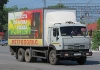 Фургон Купава-5741 на шасси КамАЗ-53215 #О 330 ВУ 45. Курган, Станционная улица