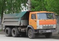 Самосвал КамАЗ-55111 #Х 989 КН 45. Курган, улица Куйбышева
