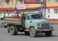 Самосвал ГАЗ-САЗ-3507 на шасси ГАЗ-53-14 #К 276 ЕМ 45. Курган, Пролетарская улица