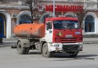 Комбинированная дорожная машина МД-43253 на шасси КамАЗ-43253 #М 276 КХ 45. Курган, улица Гоголя