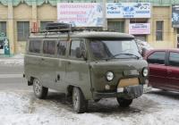 Микроавтобус УАЗ-220694 #А 626 ЕВ 45. Курган, улица Куйбышева