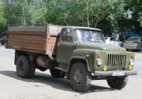 Самосвал ГАЗ-САЗ-3507 #К 733 АТ 45. Курганская область, Шадринск, улица Володарского